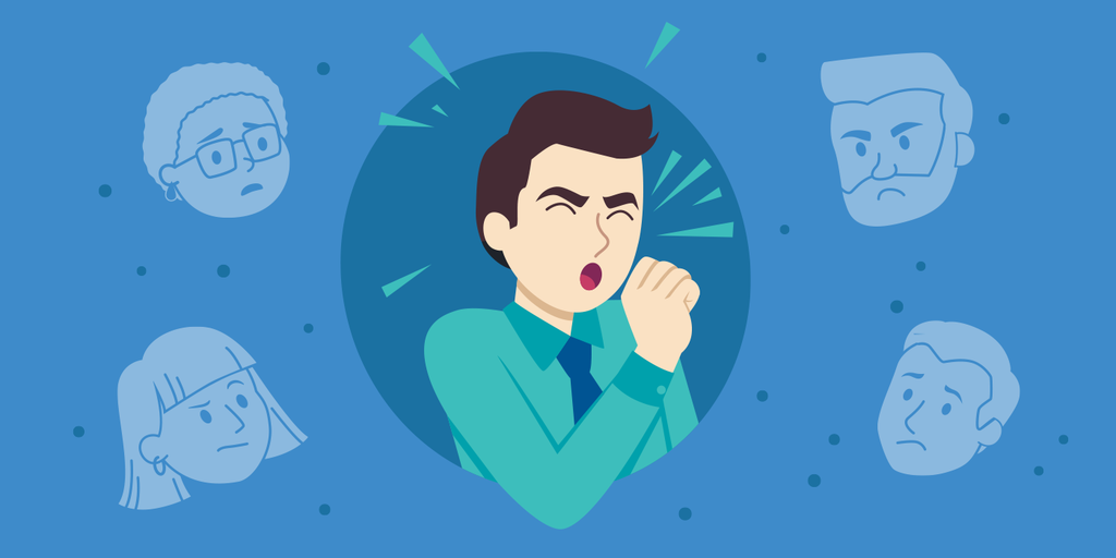 Please Don't Come Near Me! Five Healthy Ways to Keep Sick Employees at Home